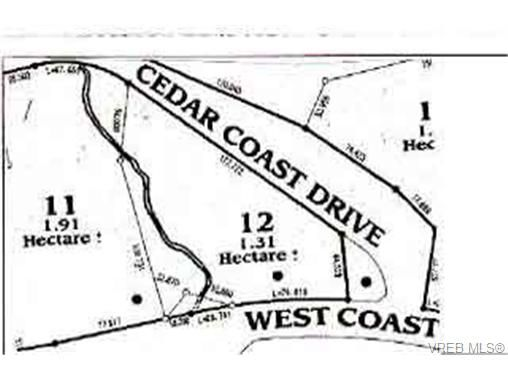 Main Photo: LOT 12 West Coast Rd in SOOKE: Sk French Beach Land for sale (Sooke)  : MLS®# 81104