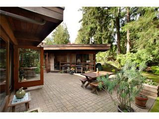 Photo 8: 2576 EDGEMONT BV in North Vancouver: Capilano Highlands House for sale : MLS®# V913097