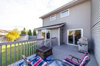 Photo 37: 21 14717 34 Street in Edmonton: Zone 35 House Half Duplex for sale : MLS®# E4234606