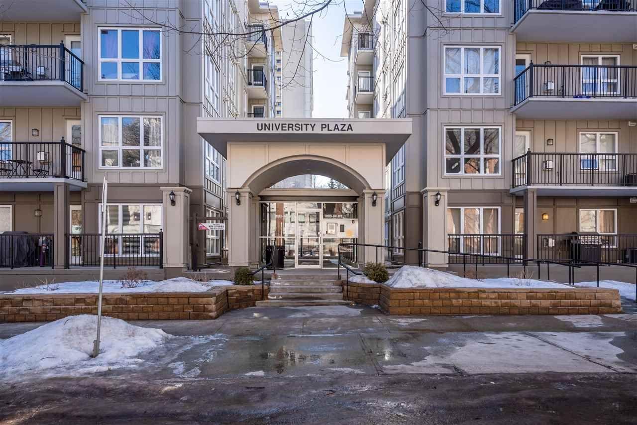 Main Photo: 503 11103 84 Avenue NW in Edmonton: Zone 15 Condo for sale : MLS®# E4242217