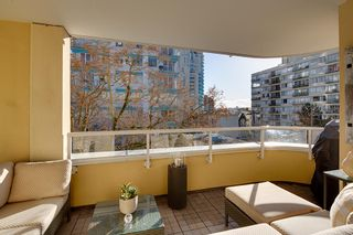 "Photo 18: 402 1406 HARWOOD Street in Vancouver: West End VW Condo for sale in ""JULIA COURT"" (Vancouver West)  : MLS®# R2527458"