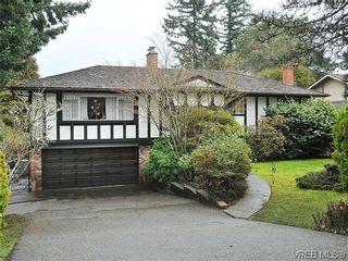 Photo 1: 4901 Sea Ridge Dr in VICTORIA: SE Cordova Bay House for sale (Saanich East)  : MLS®# 634241