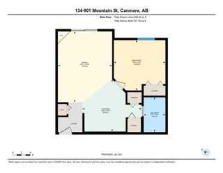 Photo 20: 134 901 mountain Street: Canmore Apartment for sale : MLS®# A1096859