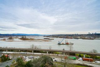 """Photo 1: 1102 69 JAMIESON Court in New Westminster: Fraserview NW Condo for sale in """"Palace Quay"""" : MLS®# R2562203"""