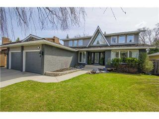 Photo 1: 108 PUMP HILL Place SW in CALGARY: Pump Hill Residential Detached Single Family for sale (Calgary)  : MLS®# C3614898