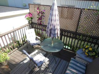 """Photo 9: 15 4200 DEWDNEY TRUNK Road in Coquitlam: Ranch Park Manufactured Home for sale in """"HIDEWAY PARK"""" : MLS®# V967893"""