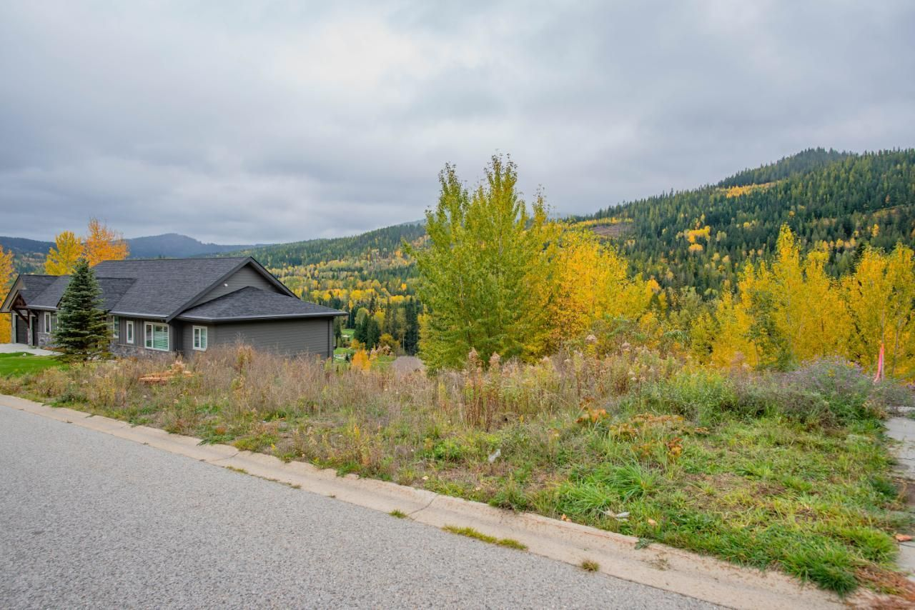 Main Photo: 927 REDSTONE DRIVE in Rossland: Vacant Land for sale : MLS®# 2461564