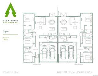 Photo 2: 105-B 3590 16th Ave in : PA Port Alberni Half Duplex for sale (Port Alberni)  : MLS®# 872427
