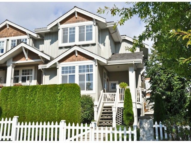 """Main Photo: 14 14877 58TH Avenue in Surrey: Sullivan Station Townhouse for sale in """"REDMILL"""" : MLS®# F1312964"""
