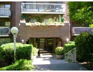 Photo 1: 102 1655 NELSON Street in Vancouver: West End VW Condo for sale (Vancouver West)  : MLS®# V674871