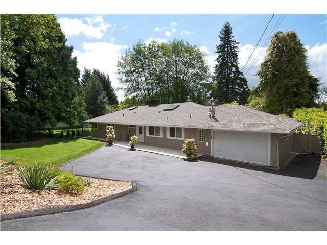 Main Photo: 630 KEITH Road in West Vancouver: Park Royal House for sale : MLS®# V1001280