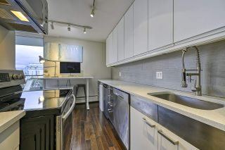 """Photo 10: 304 2370 W 2ND Avenue in Vancouver: Kitsilano Condo for sale in """"Century House"""" (Vancouver West)  : MLS®# R2540256"""