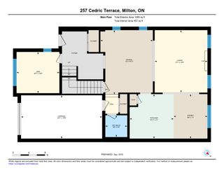 Photo 45: 257 Cedric Terrace in Milton: House for sale : MLS®# H4064476