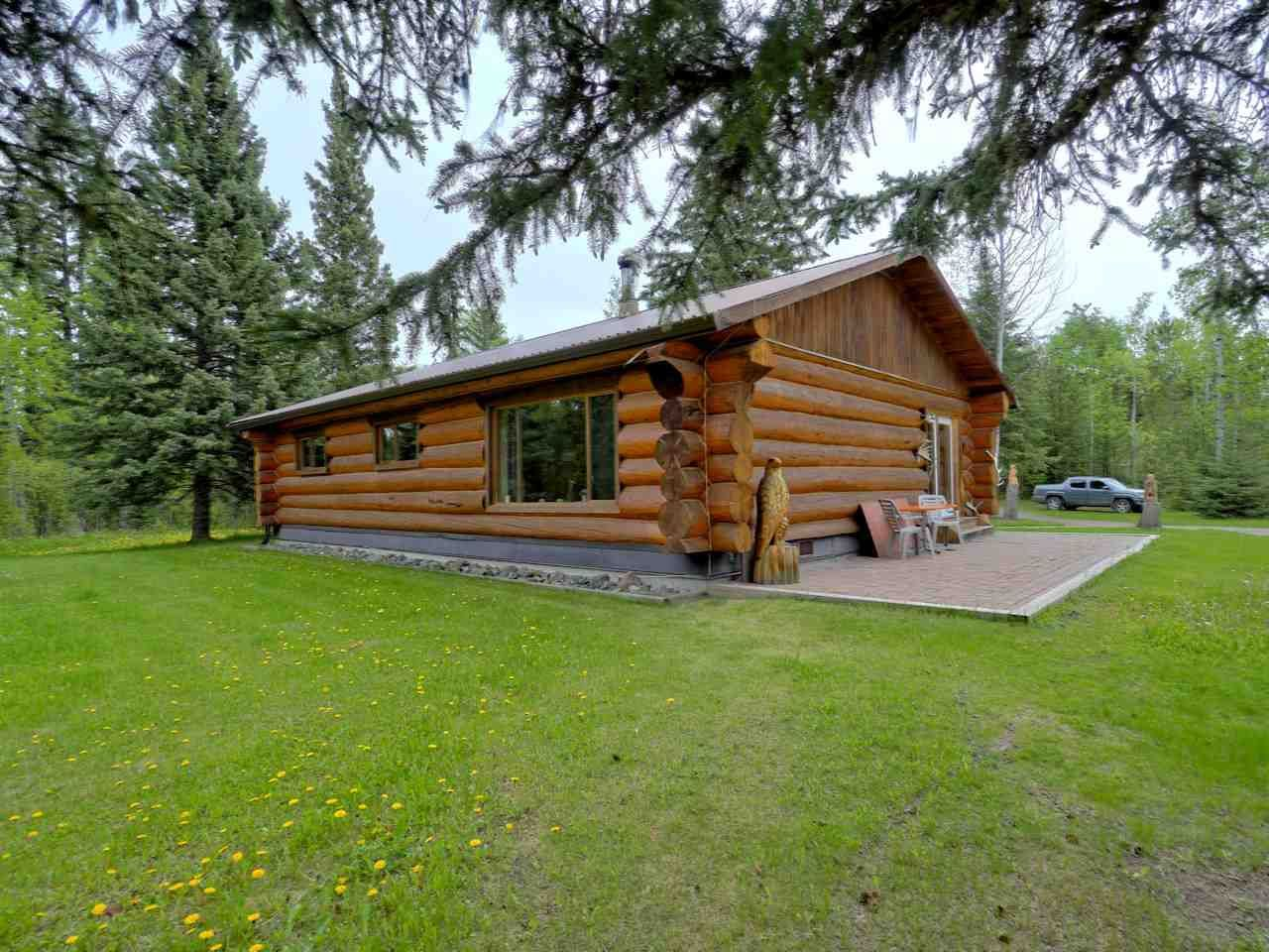 Main Photo: 6600 PERREY Road: Horse Lake House for sale (100 Mile House (Zone 10))  : MLS®# R2464361