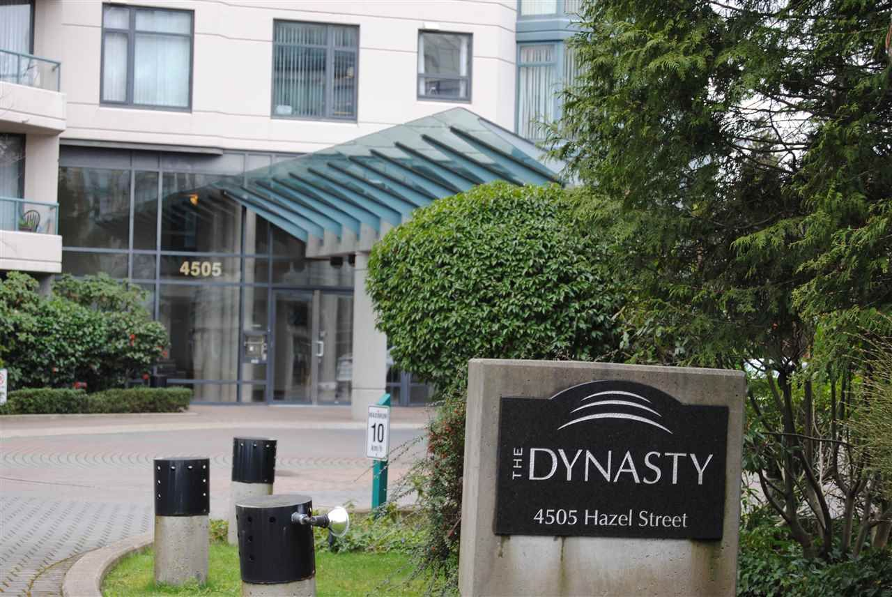 """Photo 11: Photos: 1305 4505 HAZEL Street in Burnaby: Forest Glen BS Condo for sale in """"DYNASTY"""" (Burnaby South)  : MLS®# R2044053"""