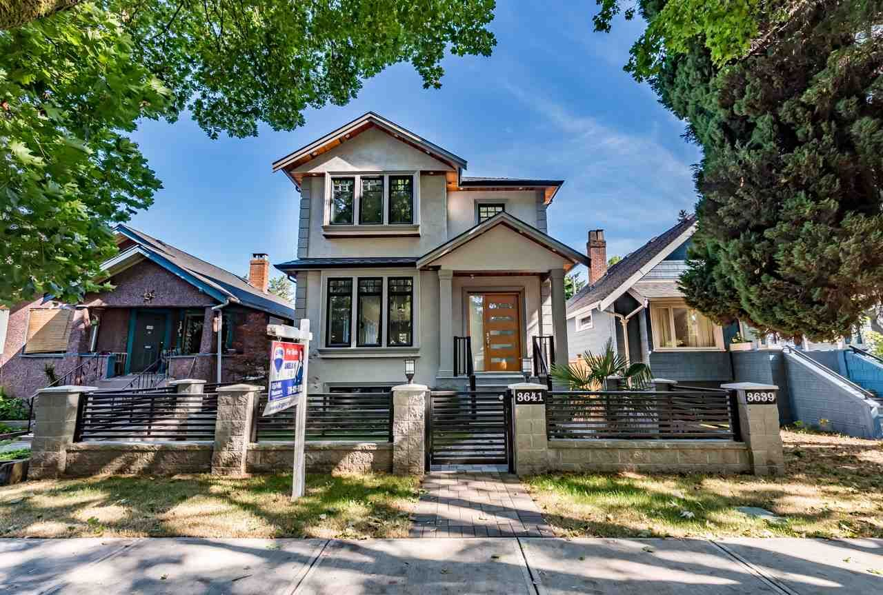 Main Photo: 3641 W 11TH Avenue in Vancouver: Kitsilano House for sale (Vancouver West)  : MLS®# R2191539