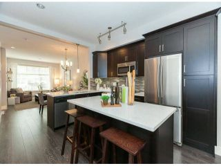 Photo 3: # 93 19525 73RD AV in Surrey: Clayton Condo for sale (Cloverdale)  : MLS®# F1411420