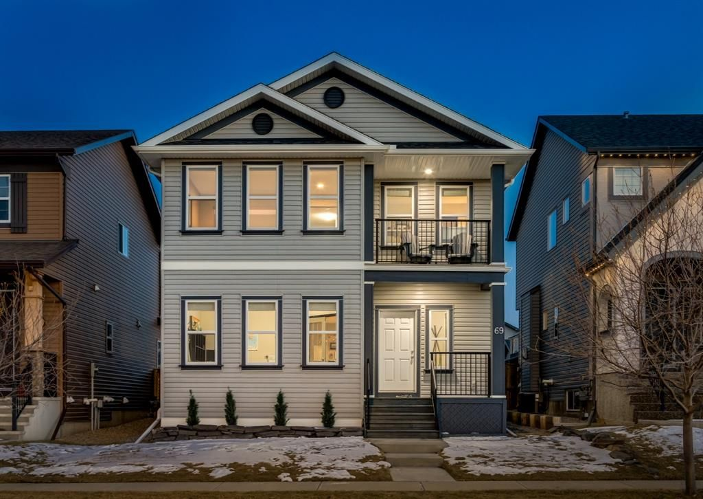 Main Photo: 69 ELGIN MEADOWS Link SE in Calgary: McKenzie Towne Detached for sale : MLS®# A1098607