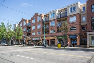 """Photo 20: 411 3638 W BROADWAY in Vancouver: Kitsilano Condo for sale in """"CORAL COURT"""" (Vancouver West)  : MLS®# R2461074"""