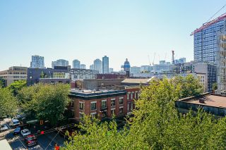 """Photo 25: 502 1 E CORDOVA Street in Vancouver: Downtown VE Condo for sale in """"CARRALL STATION"""" (Vancouver East)  : MLS®# R2598724"""