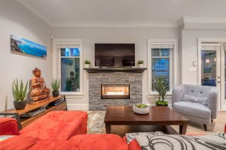 Photo 2: 336 W 14TH AVENUE in Vancouver: Mount Pleasant VW Townhouse for sale (Vancouver West)  : MLS®# R2502687
