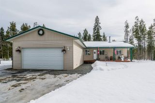 Photo 1: 3845 TRADITIONAL Place in Prince George: Buckhorn House for sale (PG Rural South (Zone 78))  : MLS®# R2546356