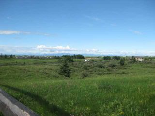 Photo 10: 12 KMS NORTH ON COCHRANE in COCHRANE: Rural Rocky View MD Rural Land for sale : MLS®# C3526638