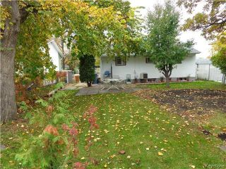 Photo 15: 449 Seaton Street in Winnipeg: Westwood Residential for sale (5G)  : MLS®# 1726334