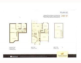 """Photo 10: 73 24185 106B Avenue in Maple Ridge: Albion 1/2 Duplex for sale in """"TRAILS EDGE"""" : MLS®# V810261"""