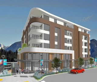 """Main Photo: 302 1365 VICTORIA Street in Squamish: Downtown SQ Condo for sale in """"Milagro"""" : MLS®# R2624523"""