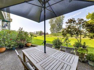 """Photo 7: 104 1990 E KENT AVENUE SOUTH in Vancouver: South Marine Condo for sale in """"Harbour House at Tugboat Landing"""" (Vancouver East)  : MLS®# R2607315"""