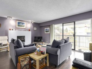 """Photo 4: 207 1025 CORNWALL Street in New Westminster: Uptown NW Condo for sale in """"CORNWALL PLACE"""" : MLS®# R2266192"""