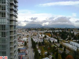 """Photo 2: 1602 9981 WHALLEY Boulevard in Surrey: Whalley Condo for sale in """"Park Place"""" (North Surrey)  : MLS®# F1128349"""