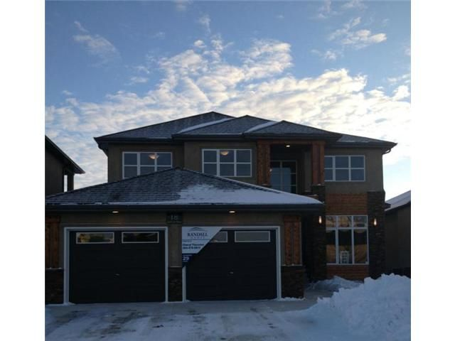 Main Photo: 18 Vestford Place in WINNIPEG: Fort Garry / Whyte Ridge / St Norbert Residential for sale (South Winnipeg)  : MLS®# 1223129