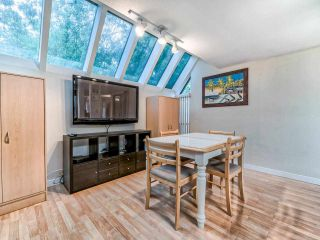 """Photo 15: 8551 WILDERNESS Court in Burnaby: Forest Hills BN Townhouse for sale in """"Simon Fraser Village"""" (Burnaby North)  : MLS®# R2490108"""