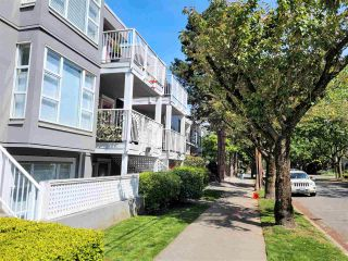 Photo 1: 406 1333 W 7TH Avenue in Vancouver: Fairview VW Condo for sale (Vancouver West)  : MLS®# R2579596
