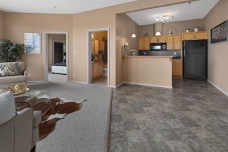 Photo 5: 426 4831 104A Street in Edmonton: Zone 15 Condo for sale : MLS®# E4237578