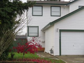 Photo 1: 4697A CRUICKSHANK Avenue in COURTENAY: CV Courtenay East Half Duplex for sale (Comox Valley)  : MLS®# 655590