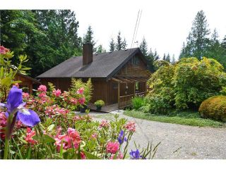 Photo 1: 2931 GRAUMAN RD: Roberts Creek House for sale (Sunshine Coast)  : MLS®# V955183