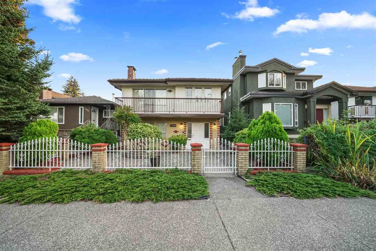 Main Photo: 4380 UNION Street in Burnaby: Willingdon Heights House for sale (Burnaby North)  : MLS®# R2505810