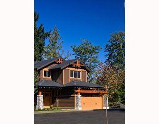 "Photo 1: 77 24185 106B Avenue in Maple Ridge: Albion Townhouse for sale in ""TRAILS EDGE"" : MLS®# V810263"