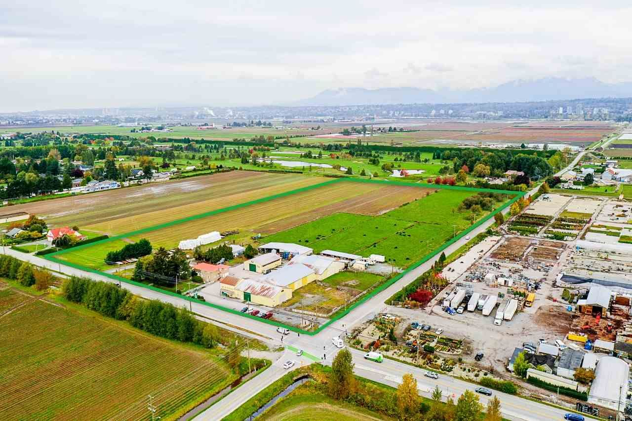 Main Photo: 17731 WESTMINSTER Highway in Richmond: East Richmond Agri-Business for sale : MLS®# C8035442