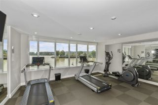 """Photo 27: 503 210 SALTER Street in New Westminster: Queensborough Condo for sale in """"PENINSULA"""" : MLS®# R2579738"""