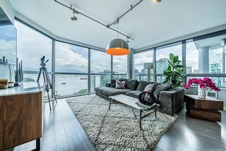 Photo 2: 2403 1415 W GEORGIA STREET in Vancouver: Coal Harbour Condo for sale (Vancouver West)  : MLS®# R2612819