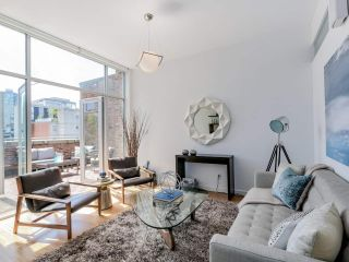 """Photo 3: PH3 36 WATER Street in Vancouver: Downtown VW Condo for sale in """"TERMINUS"""" (Vancouver West)  : MLS®# R2082070"""