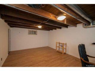 Photo 17: 111 Borebank Street in WINNIPEG: River Heights / Tuxedo / Linden Woods Residential for sale (South Winnipeg)  : MLS®# 1424449
