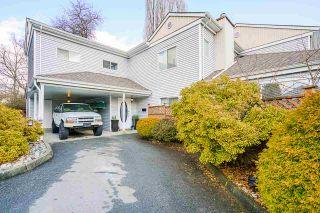 "Main Photo: 21 21707 DEWDNEY TRUNK Road in Maple Ridge: West Central Townhouse for sale in ""MAPLE VILLAS"" : MLS®# R2544412"