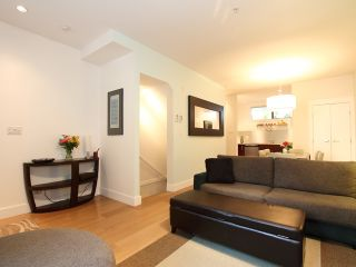 """Photo 11: 854 W 6TH Avenue in Vancouver: Fairview VW Townhouse for sale in """"BOXWOOD GREEN"""" (Vancouver West)  : MLS®# V904480"""