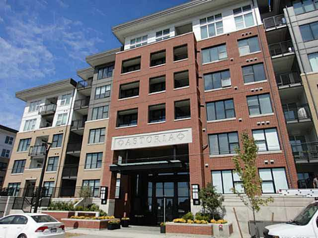 """Main Photo: 406 9399 ALEXANDRA Road in Richmond: West Cambie Condo for sale in """"ALEXANDRA COURT"""" : MLS®# V1140538"""
