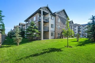 Main Photo: 1118 16969 24 Street SW in Calgary: Bridlewood Apartment for sale : MLS®# A1128810